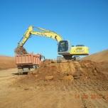 excavadoras para tratamientos de construcción
